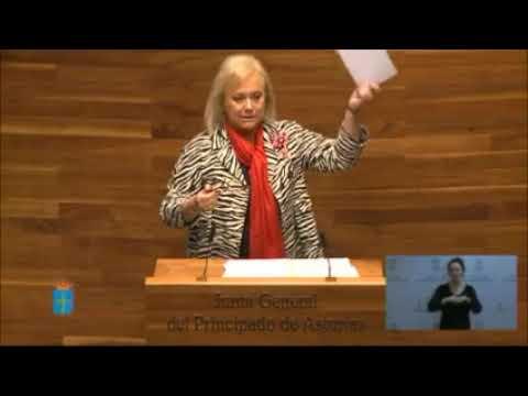 Mercedes Fernández (PP) reclama la gratuidad de la educación de 0 a 3 años