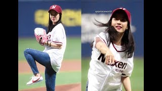Song Ji Hyo Cute and Beautiful in OPENING 2017 KBO LEAGUE BASEBALL Credit: Heroes TvPlease Subscribe my Channel for more video! https://goo.gl/zXyn5u Hello! My Channel could be DISABLED in next 7 days due to Copyright problems,Please support me by SUBSCRIBE this Channel, I will Update new video here: https://www.youtube.com/channel/UCRIFsydjG408eksrO4BKFhAor Follow me on:- Facebook: https://www.facebook.com/MCRunningman/- Twitter: https://twitter.com/mongjihyo1508THANK YOU
