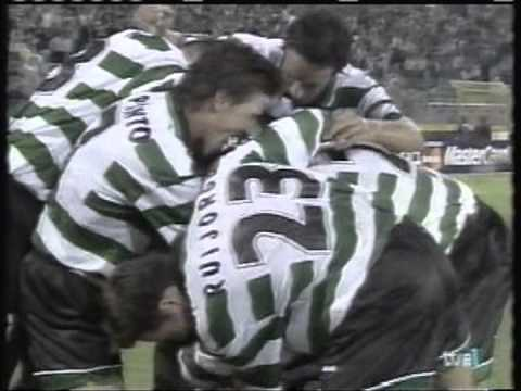 2000 September 12 Sporting Lisbon Portugal 2 Real Madrid Spain 2 Champions League