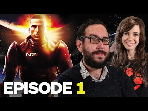 Marty Plays Mass Effect: Episode 5 – Benezia and the Rachni Queen