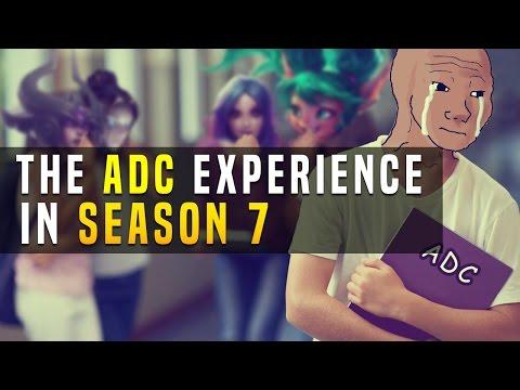 要在2017玩ADC 有多痛苦 X你的拳頭社