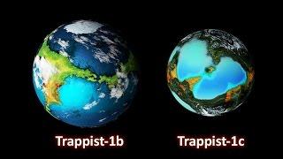¿Cómo hemos descubierto este auténtico santo grial de los planetas habitables? Todo comenzó en mayo de 2016. Un equipo de astrónomos al mando de Michaël Gillon, del Instituto de Astrofísica y Geofísica de la Universidad de Lieja, en Bélgica utilizó el telescopio Trappist para observar la estrella enana ultra-fría 2MASA J23062928-0502285, ahora conocida como Trappist-1.Unete a nuestras Redes Sociales Facebook : https://www.facebook.com/cercanoparanormalGrupo en Facebook : https://www.facebook.com/groups/zonaparanormalveracruzMis Cuentas Personales Facebook :  https://www.facebook.com/Jaguar-Paranormal-287105631679282Twitter :  https://twitter.com/Luzardo_Jaguar
