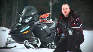 10. 2012 Ski-Doo GSX SE 800 E-TEC Test Ride