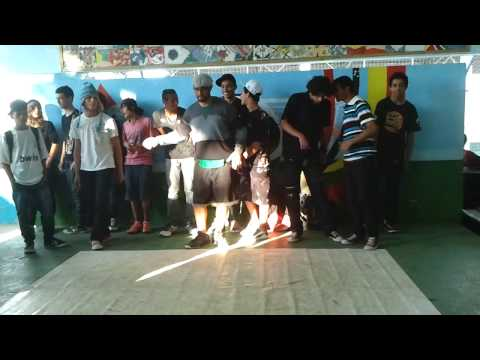 Apresentação de Break - Festa Brasil (part 3) (видео)