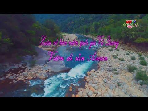 Xuân về với Vườn Quốc gia Vũ Quang