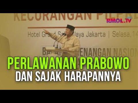 Perlawanan Prabowo Dan Sajak Harapannya