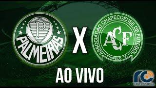Ouça todos os lances de Palmeiras x Chapecoense na narração de Gabriel Dias, comentários de Mateus Carrieri e Ricardo...