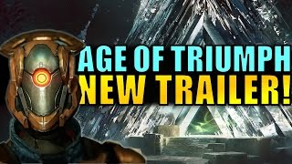 Out of the blue, a New Trailer for the upcoming Age of Triumph Update was put on Destiny's official Instagram page!We will be showcasing and analyzing this trailer! We got to see a lot of new things, including a potentially re-made Vault of Glass Raid, the new record book, and more!Official Trailer: https://www.youtube.com/watch?v=gvggkQs3N8I--- Official Merch: https://shop.bbtv.com/collections/kackishd--- My Twitter: https://twitter.com/RickKackis--- My Twitch Channel: http://www.twitch.tv/kackishd/profile