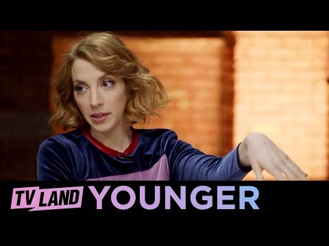 What Other Character Would You Play? | Younger (Season 5) | TV Land