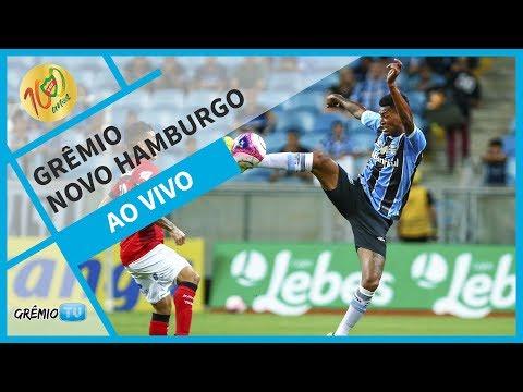 [AO VIVO] Grêmio x Novo Hamburgo (Gauchão 2018) l GrêmioTV