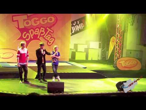 2Boys Interview (TOGGO SpaßTag 2012 im Phantasialand)