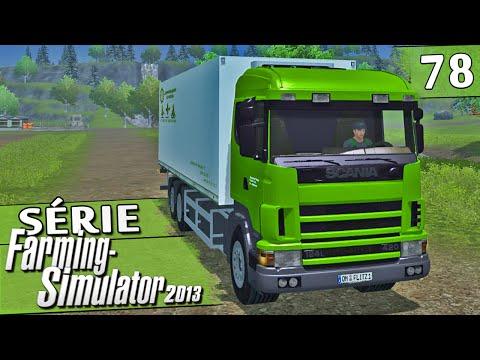 Farming Simulator 2013 - Caminhão Frigorífico