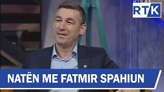 Promo - Natën me Fatmir Spahiun Vlora Dumoshi, Veli Hoti dhe Ramadan Elshani