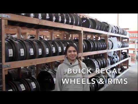 Factory Original Buick Regal Wheels & Buick Regal Rims – OriginalWheels.com
