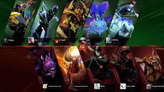 Galaxy Battles || Team Secret vs Team Kinguin || map 2 || bo3 || by Zais & DD
