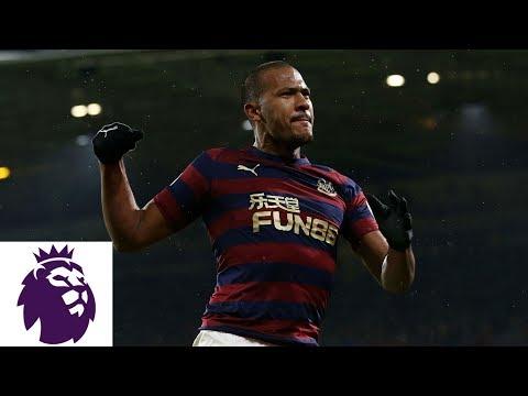 Video: Salomon Rondon strikes again for Newcastle against Huddersfield | Premier League | NBC Sports