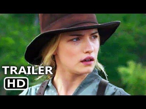 DOLLY PARTON'S HEARTSTRINGS Trailer (2019) Willa Fitzgerald, Julianne Hough Netflix Movie HD