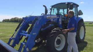 3. New Holland T4 UTILITY Tractor Features