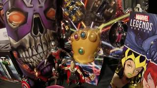 Video Toy Collection DEADPOOL,  Marvel, Mythic Legions, STAR WARS, Heman MOTU Tour MP3, 3GP, MP4, WEBM, AVI, FLV Juli 2018