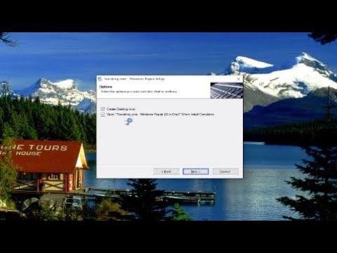Windows Repair All In One Tool Repair Program