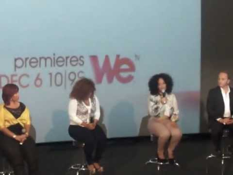 Shecky's Girl's Night out w Mary Mary NYC pt.1