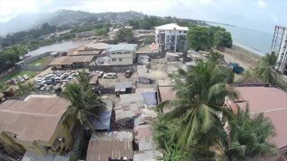 Freetown Sierra Leone  city images : Freetown, Sierra Leone, Africa March 2016