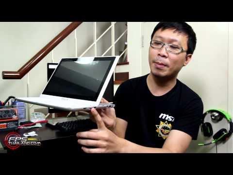 รีวิว : MSi Slidebook S20