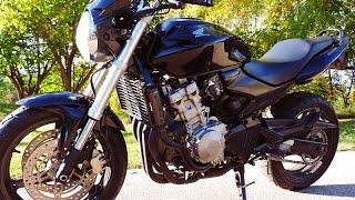 10. 2006 Honda CB600F Hornet 599 - Sold
