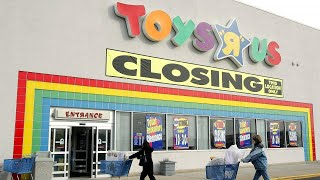 Video Toys R Us closing won't mean much for parents MP3, 3GP, MP4, WEBM, AVI, FLV Juni 2018