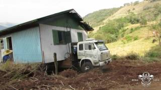 Video House transported in a truck MP3, 3GP, MP4, WEBM, AVI, FLV Agustus 2018