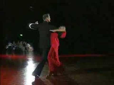 Бальное танго Mirko Gozzoli & Alessia Betti