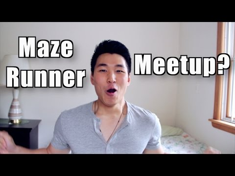 runner - The Maze Runner Trailer 2 Reaction! Maze Runner meet up anyone? Who wants to see Maze Runner with me in Sept. in NY? Follow me on Twitter! Watch my last video: https://www.youtube.com/watch?v=xwC9...