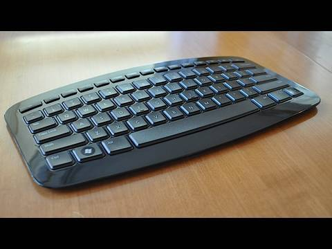 chillafrilla - My Complete High Definition Review of Microsoft's Upcoming Arc Keyboard. This right here is Microsoft's second addition to their Arc lineup, the first being ...