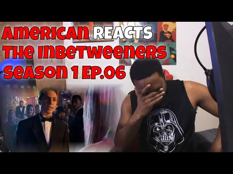 American REACTS - The Inbetweeners: Season 1 Ep.06 | DaVinci REACTS