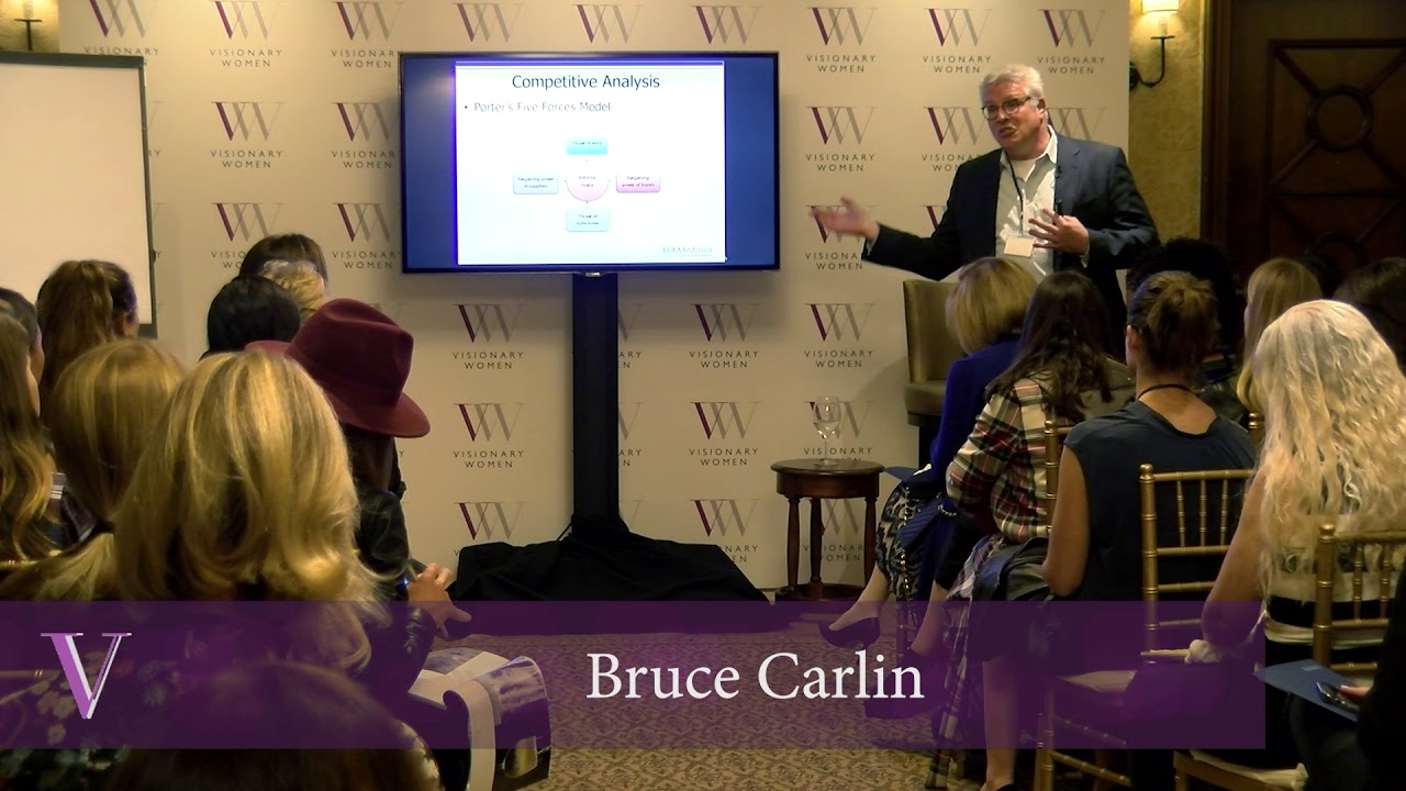 Breakout Session: How to Launch A Business with Bruce Carlin