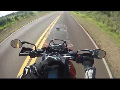 Parte 01, trajeto: Dionísio Cerqueira (Brasil) a Puerto Iguazu (Argentina)
