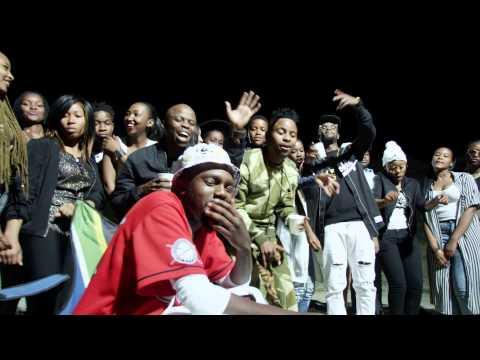"Sean Pages ft. DJ Dimplez, L-Tido, Towdeemac, Kid X & Kwesta - ""Blind Remix"" (Official Music Video)"