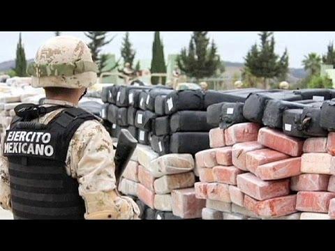 Μεξικό: Κατασχέθηκε μεγάλη ποσότητα μαριχουάνας