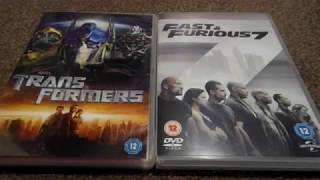 Nonton Transformers And Fast And Furious 7  Uk  Dvd Unboxing Film Subtitle Indonesia Streaming Movie Download