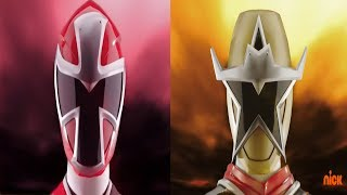 Red and Gold Ranger Morph in Power Rangers Ninja Steel.Brody and Levi morph into action. Stay tuned for more epic battles in Power Rangers Ninja Steel and Power Rangers Super Ninja Steel.This is a quick fan edit video featuring a split screen morph to promote the upcoming episodes.The Ninja Steel cast will not be appearing at San Diego Comic Con.Upcoming Ninja Steel Episodes:9) Rocking & Rolling10) The Ranger Ribbon11) Poisonous Plots12) Family FusionCast: William Shewfelt (Brody / Red Ranger) and Jordi Webber (Levi / Gold Ranger)Saban's Power Rangers Movie (2017) is now on DVD.  All-new episodes of Power Rangers Ninja Steel return on August 12th.Like (Thumbs Up) and share this video with your friends.  For the latest #PowerRangers and #PowerRangersMovie videos, subscribe today!http://youtube.com/neosabanpowerrangershttp://youtube.com/legendarypowerrangers