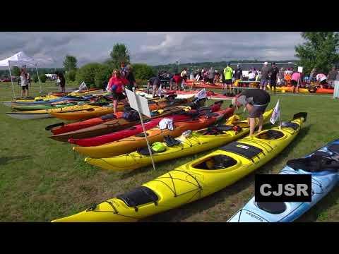 Troisième randonnée pour le Défi kayak