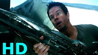 Saving Tessa Lockdown's Ship - Transformers: Age Of Extinction Movie Clip Blu-ray HD Sheitla