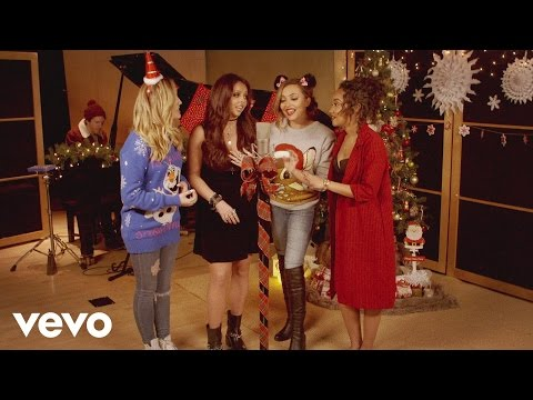 Tekst piosenki Little Mix - Christmas (Baby Please Come Home) (Cover) po polsku