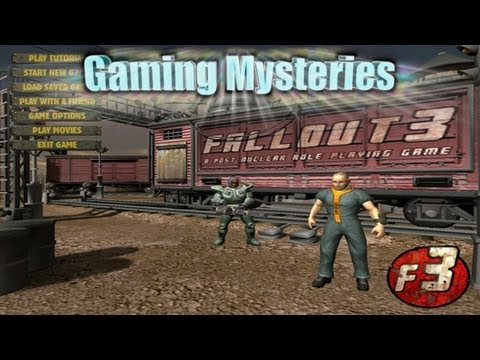 preview-Fallout 3 Beta/Van Buren (PC) (Yuriofwind)