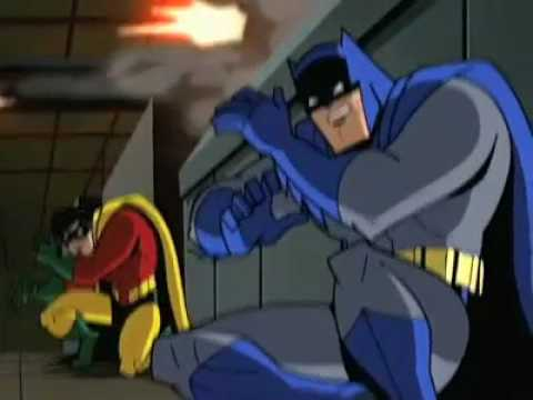 Batman: The Brave and the Bold Ep. 1.18 Clip #1