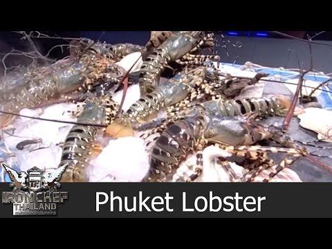 Iron Chef Thailand – Battle Phuket Lobster 1