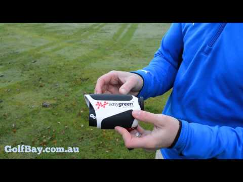 EASY 800 Golf Laser Range Finder Review from Golf Professional