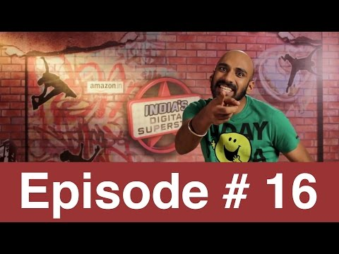 Episode 16 | New Videos of The Week | India's Digital Superstar