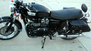5. 2008 TRIUMPH BONNEVILLE $3800 FOR SALE WWW.RACERSEDGE411.COM RACERS EDGE RACERSEDGE