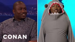 CONAN Highlight: Hannibal considers himself a man of the people. And this man hates Priuses. More CONAN @ http://teamcoco.com/video Team Coco is the official...